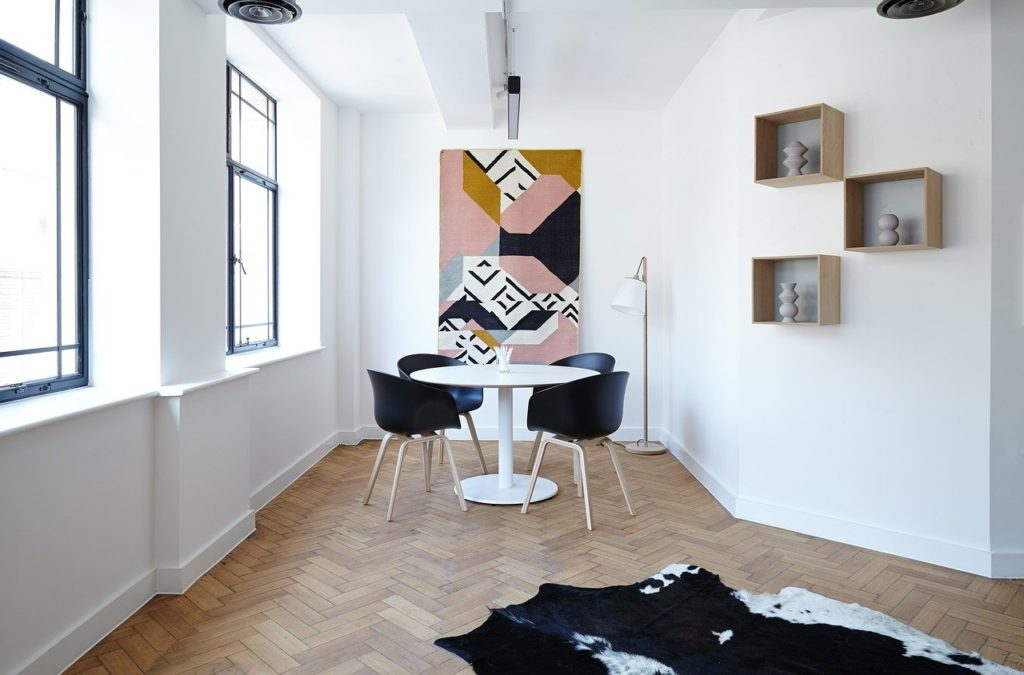 chairs, living room, table